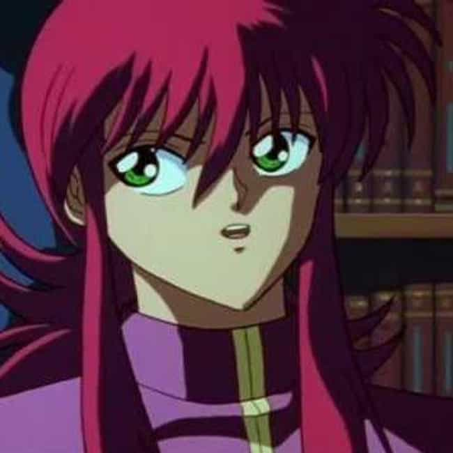 The Hue of Your Soul Wil... is listed (or ranked) 3 on the list The Best Yu Yu Hakusho Quotes