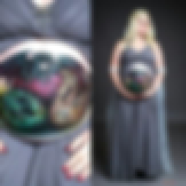 Daenerys Targaryen is listed (or ranked) 3 on the list Pregnant Women Who Still Rock Cosplay