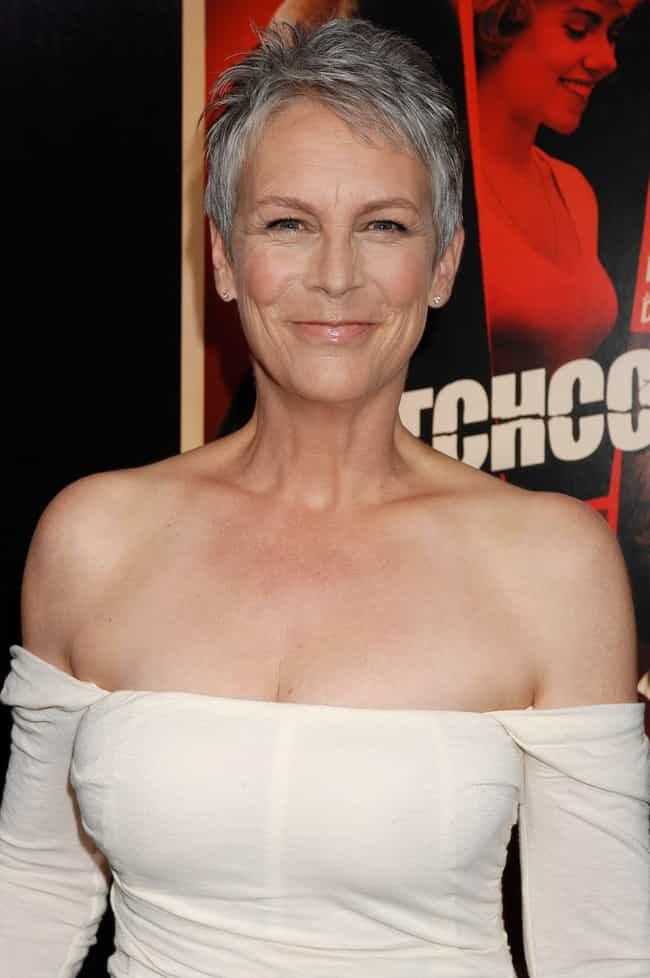 She Carried On Her Mom's Horro... is listed (or ranked) 1 on the list Delightful Things You Didn't Know About Jamie Lee Curtis