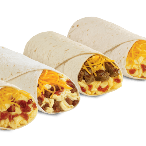 Image of Random Best Things To Eat For Breakfast At Del Taco