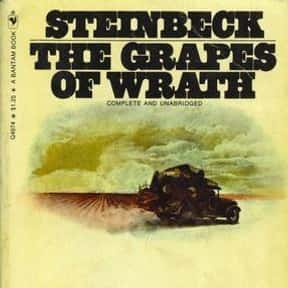 The Grapes of Wrath is listed (or ranked) 10 on the list The Most Overrated Classics You Were Forced To Read In High School