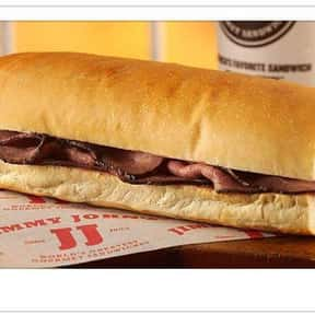 Slim 2 is listed (or ranked) 23 on the list The Best Things To Eat At Jimmy John's