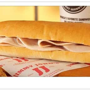 Slim 4 is listed (or ranked) 24 on the list The Best Things To Eat At Jimmy John's