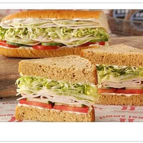 Beach Club is listed (or ranked) 16 on the list The Best Things To Eat At Jimmy John's