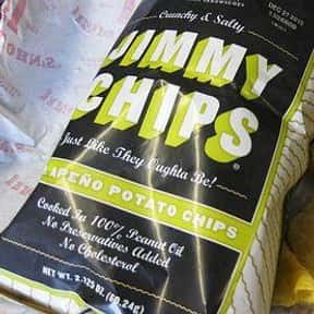 Jalapeño Jimmy Chips is listed (or ranked) 8 on the list The Best Things To Eat At Jimmy John's