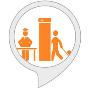 Airport Security Line Wait Tim is listed (or ranked) 22 on the list The Most Essential Alexa Skills