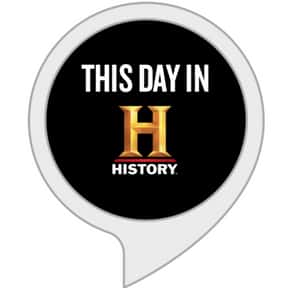 This Day in History is listed (or ranked) 23 on the list The Most Essential Alexa Skills