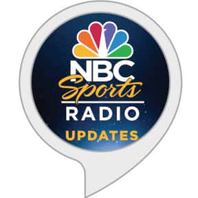 NBC Sports Update is listed (or ranked) 11 on the list The Most Essential Alexa Skills