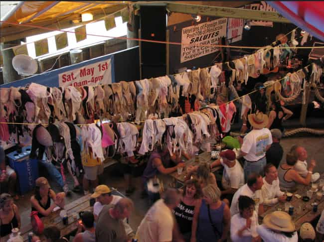 Alabama - The Flora-Bama... is listed (or ranked) 1 on the list The Most Historic Bar In Every US State