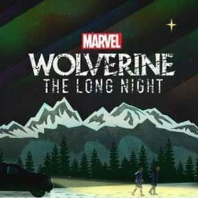 Wolverine: The Long Night is listed (or ranked) 1 on the list The Best Scripted Podcasts