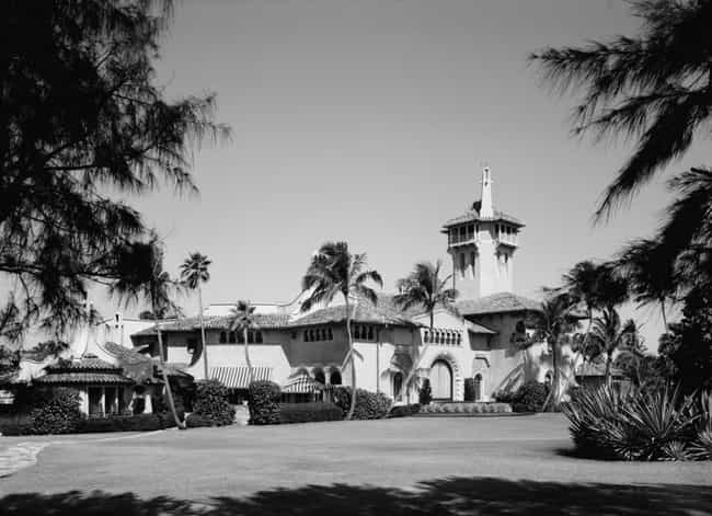 Even In The '20s, Mar-a-Lago W... is listed (or ranked) 2 on the list Mar-a-Lago Resort Has A Surprisingly Presidential History