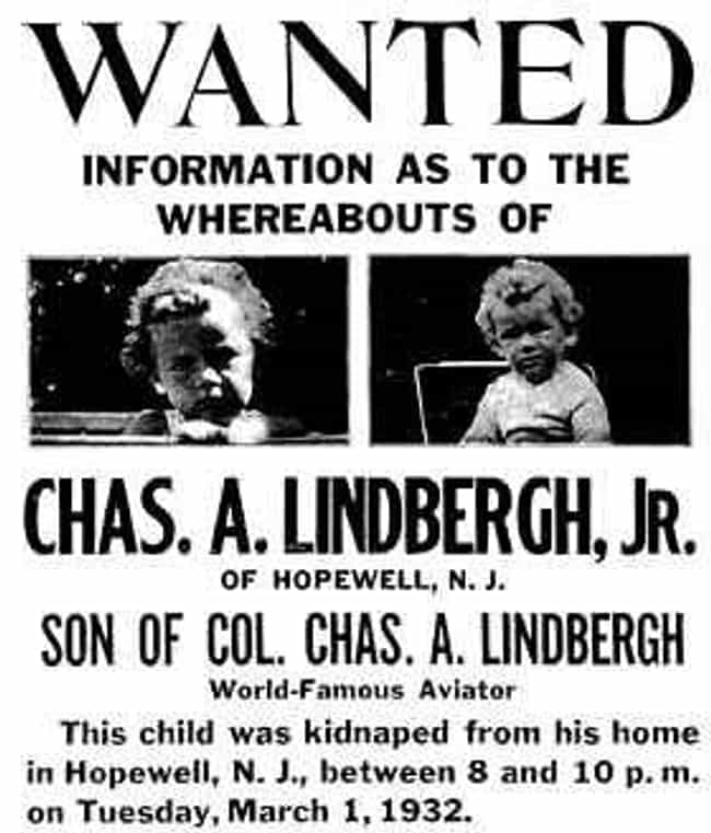 The Lindbergh Baby Kidnapping ... is listed (or ranked) 4 on the list Mar-a-Lago Resort Has A Surprisingly Presidential History