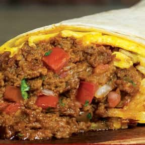 Breakfast Burrito w/Chili is listed (or ranked) 16 on the list The Best Things To Eat For Breakfast At Farmer Boys