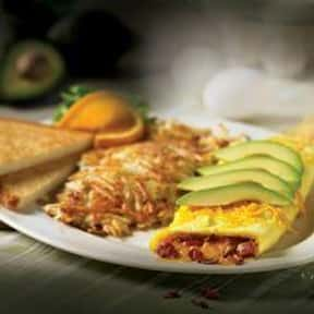 Ham and Cheese Omelet is listed (or ranked) 10 on the list The Best Things To Eat For Breakfast At Farmer Boys