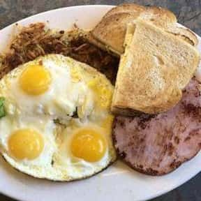 3-Egg Plate w/Ham is listed (or ranked) 15 on the list The Best Things To Eat For Breakfast At Farmer Boys