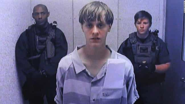Roof Is The First Person To Be... is listed (or ranked) 1 on the list Dylann Roof Killed Nine People In A Historically Black Church, And Has Been Sentenced To Death