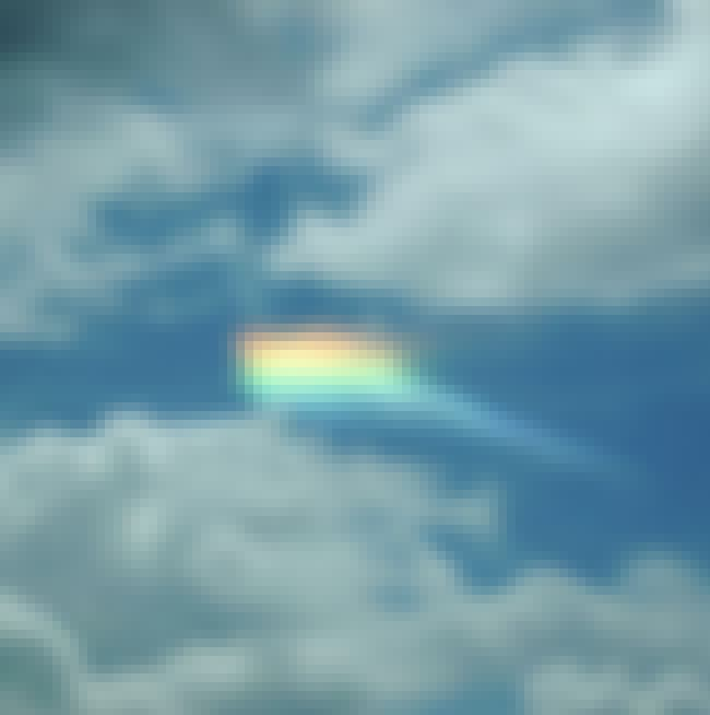 Fire Rainbow is listed (or ranked) 2 on the list The Most Rare Atmospheric Phenomena on Earth