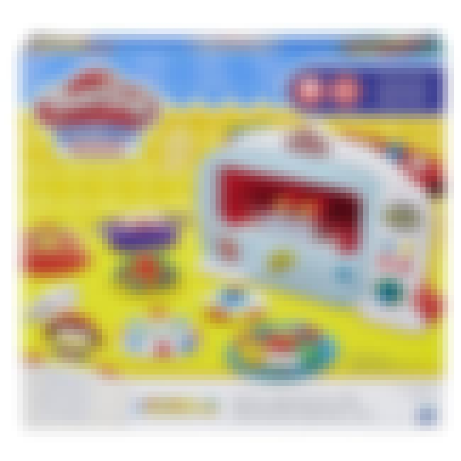 Play-Doh Kitchen Creations Mag... is listed (or ranked) 4 on the list The Hottest Toys of 2018