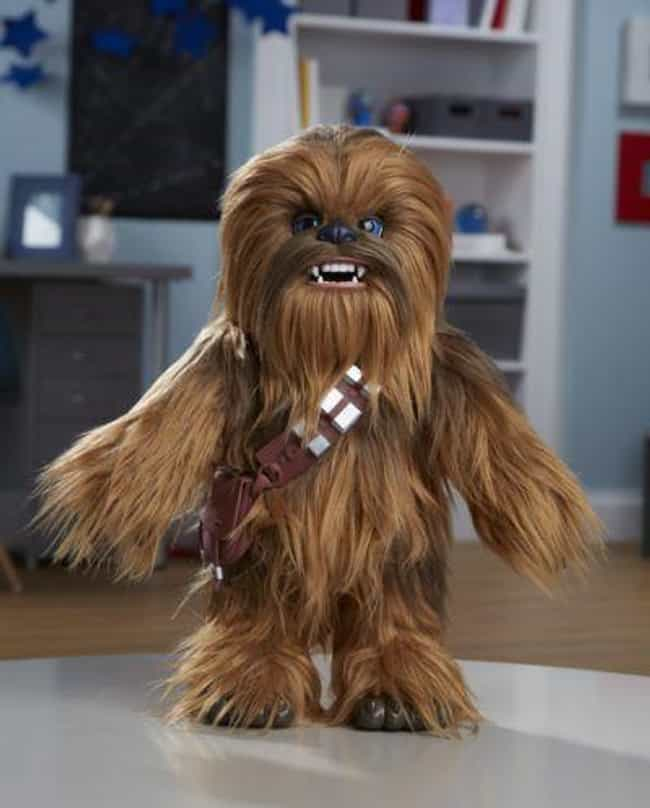 Ultimate Co-Pilot Chewie... is listed (or ranked) 2 on the list The Hottest Toys Of 2018