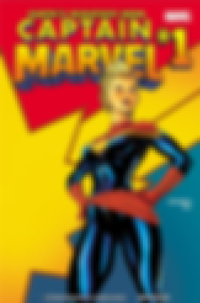 In Pursuit Of Flight is listed (or ranked) 3 on the list The Best Captain Marvel Storylines in Comics