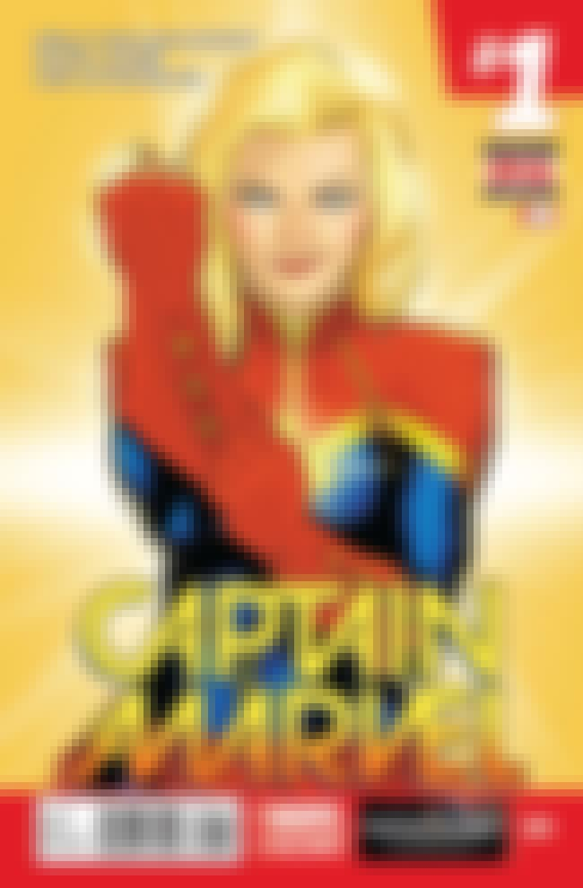 Higher, Further, Faster, More is listed (or ranked) 4 on the list The Best Captain Marvel Storylines in Comics
