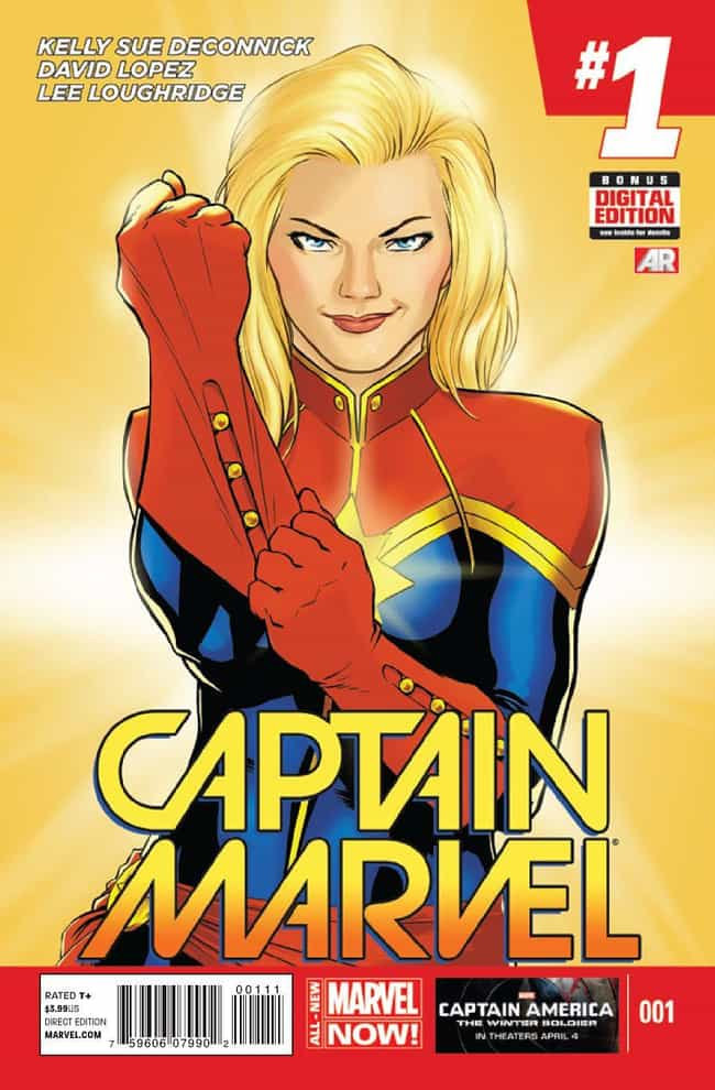 Higher, Further, Faster, More is listed (or ranked) 2 on the list The Best Captain Marvel Storylines in Comics