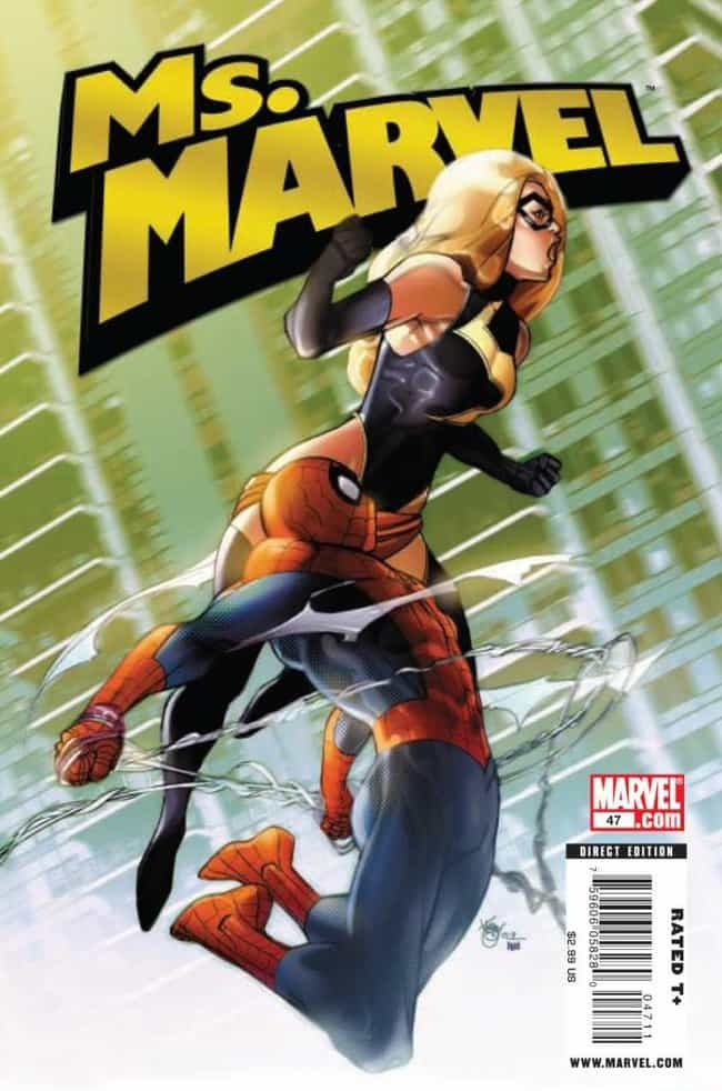 Best You Can Be is listed (or ranked) 1 on the list The Best Captain Marvel Storylines in Comics