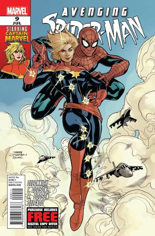 The Good, The Green, And... is listed (or ranked) 2 on the list The Best Captain Marvel Storylines in Comics
