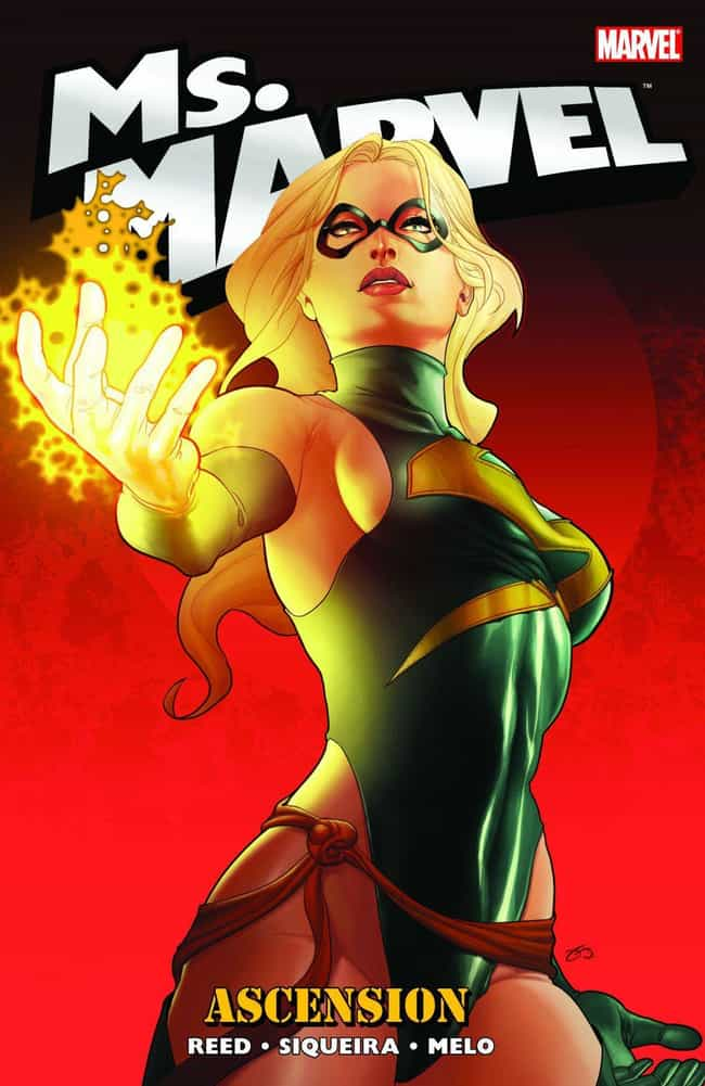 Ascension is listed (or ranked) 4 on the list The Best Captain Marvel Storylines in Comics