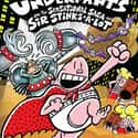 Captain Underpants and the Sen... is listed (or ranked) 9 on the list All the Captain Underpants Books, Ranked Best to Worst