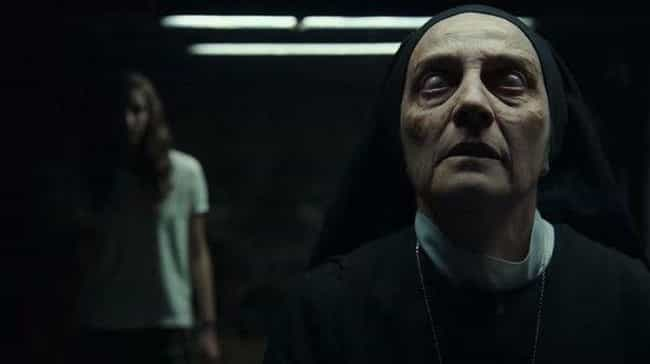 A Nun Tried To Stop The ... is listed (or ranked) 2 on the list The Terrifying True Story That Inspired 'Veronica' Is Even Scarier Than The Movie