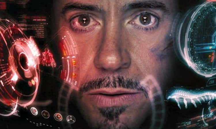 Iron Man Knew His Future Would Lead To Space