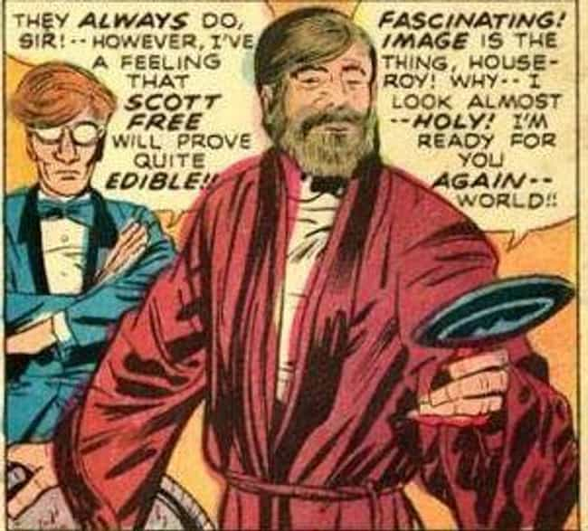 Kirby Resented Lee Recei... is listed (or ranked) 3 on the list The DC Universe Has Been Taking Shots At Stan Lee In Their Comics For Decades