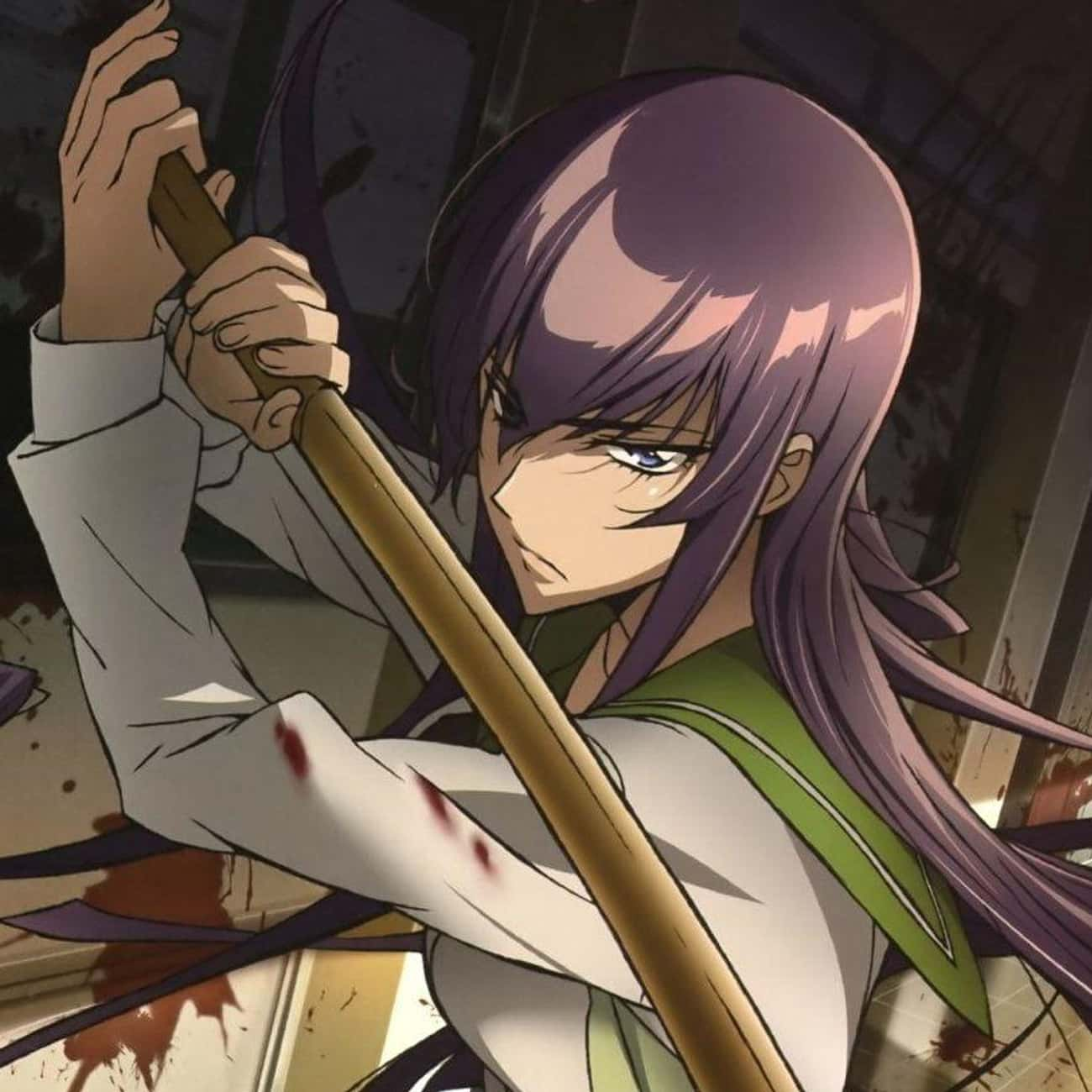 Woman's Duty is listed (or ranked) 1 on the list The Best Highschool of the Dead Quotes