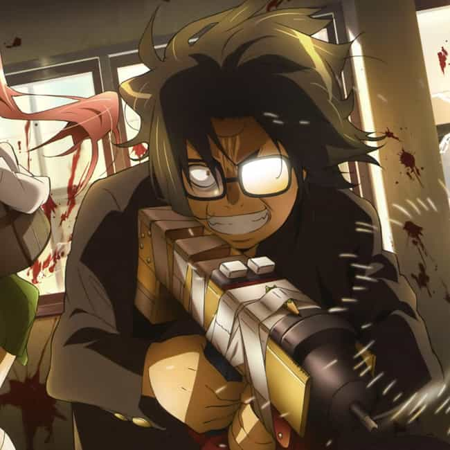 People Do Nothing is listed (or ranked) 3 on the list The Best Highschool of the Dead Quotes