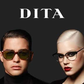 Dita is listed (or ranked) 14 on the list The Best Eyewear Brands