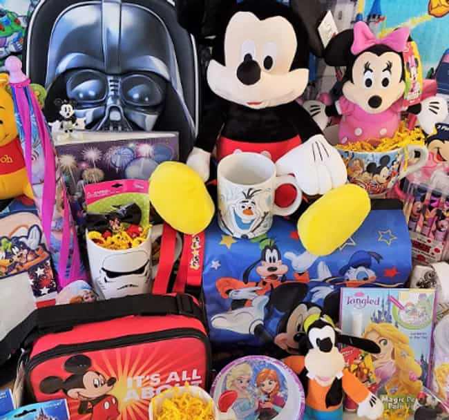Mickey Monthly is listed (or ranked) 1 on the list The Best Disney Monthly Subscription Boxes