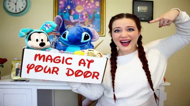 Magic At Your Door is listed (or ranked) 2 on the list The Best Disney Monthly Subscription Boxes