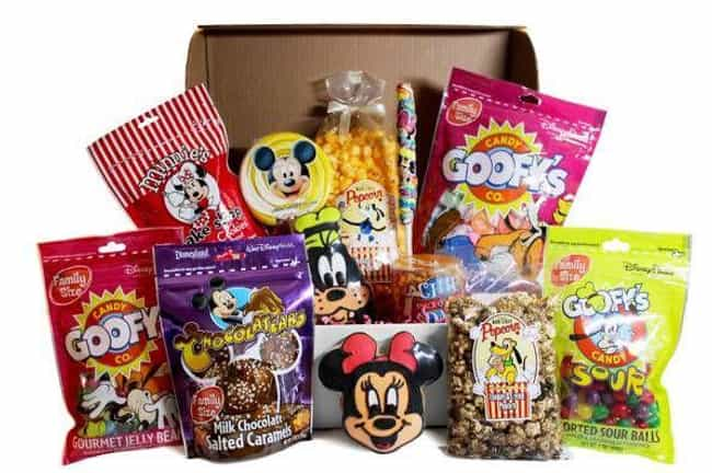 Boxney is listed (or ranked) 4 on the list The Best Disney Monthly Subscription Boxes