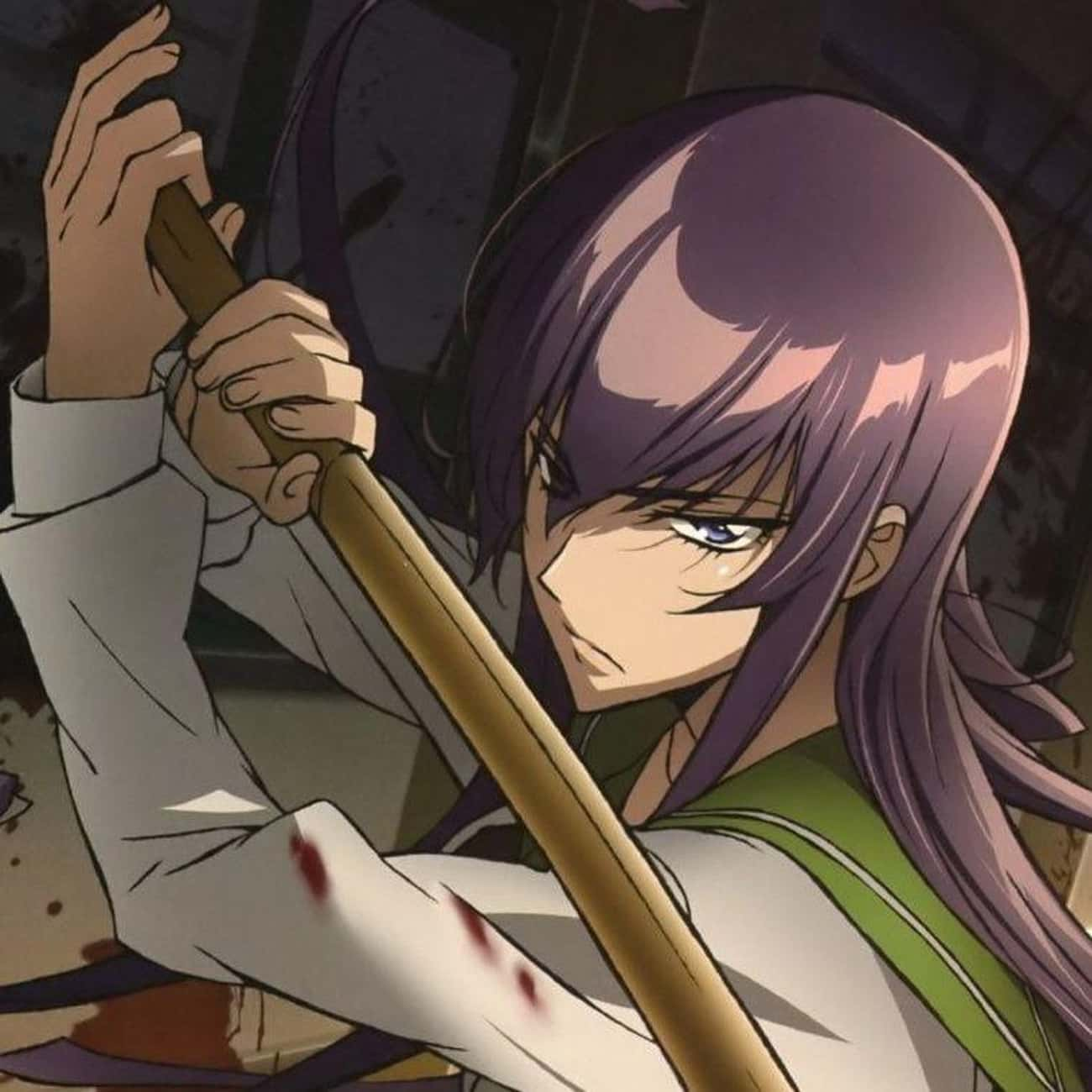 Getting Wet is listed (or ranked) 3 on the list The Best Highschool of the Dead Quotes