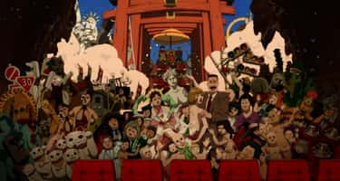What Exactly Is 'Paprika&# is listed (or ranked) 1 on the list How 'Inception' Ripped Off 'Paprika,' The Original Dream-Traveling Anime