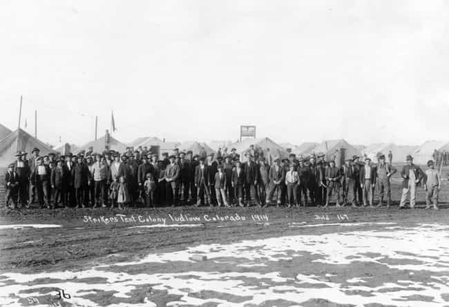 Armed Strikers Were Rounded Up... is listed (or ranked) 3 on the list When Their Employees Protested, The Rockefeller Family Struck Back With The Deadly Ludlow Massacre