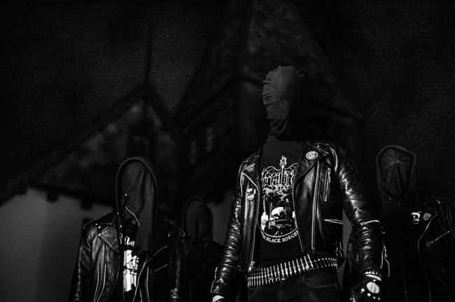 Misþyrming is listed (or ranked) 3 on the list Photographer Captures Iceland's Black Metal Scene In New Book