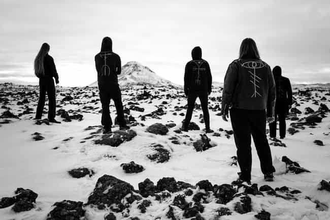 Carpe Noctem is listed (or ranked) 1 on the list Photographer Captures Iceland's Black Metal Scene In New Book