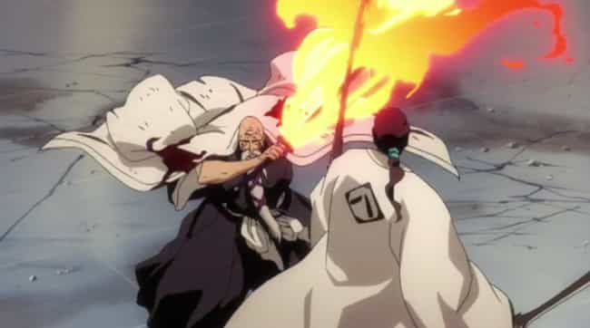 Reigai Kyoraku & Uki... is listed (or ranked) 4 on the list The Greatest 2 Vs. 1 Anime Fights of All Time