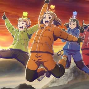 A Place Further Than The Unive is listed (or ranked) 15 on the list The 15+ Best Anime You Can Watch In One Day
