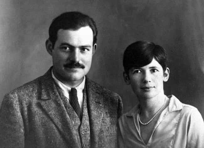 Hemingway's Second Wife Pursue... is listed (or ranked) 4 on the list All The Facts You Never Needed To Know About Ernest Hemingway's Sex Life