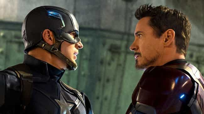 There's No Payoff For Capt... is listed (or ranked) 4 on the list Why 'Infinity War' Is The Worst Avengers Movie