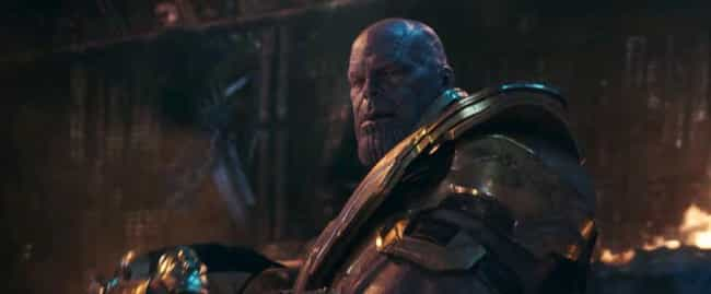 Thanos's Plan Makes Zero S... is listed (or ranked) 3 on the list Why 'Infinity War' Is The Worst Avengers Movie