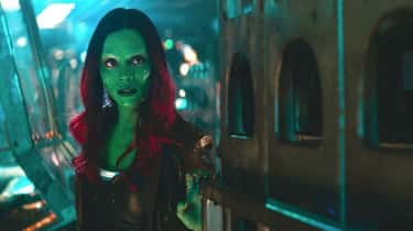 Gamora Had Literally No Reason is listed (or ranked) 2 on the list Why 'Infinity War' Is The Weakest Avengers Movie